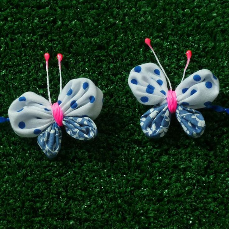 Looking for your next project? You're going to love Yo Yo Butterfly Sewing Tutorial by designer Soles. - via @Craftsy