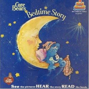 Featuring my favorite care bear, bedtime bear