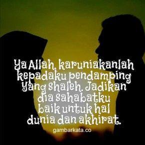 Kata Kata Mutiara Islam Jodoh