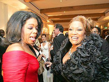 Celebrity Guests at Oprah's Legends Ball - Oprah.com