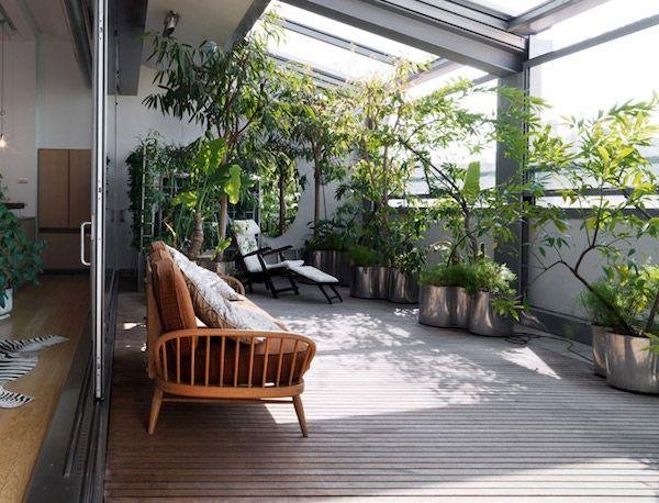 Oltre 25 fantastiche idee su terrazza arredamento su for Arredamento da balcone