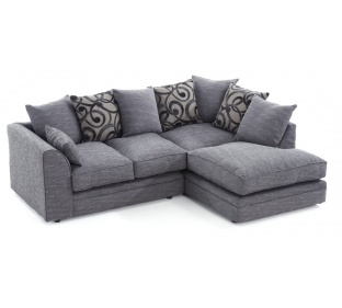 Darcy Fabric Corner Sofa