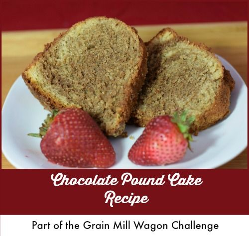 Healthy pound cake recipe easy