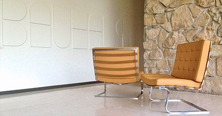 Tugendhat chairs