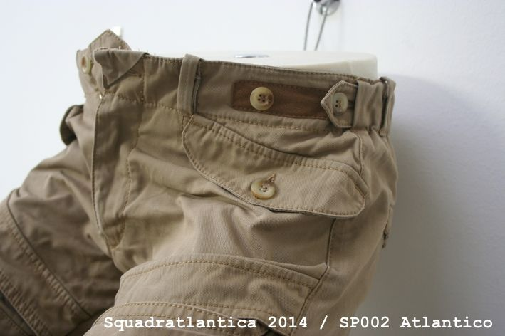 SP002 ATLANTICO - 100% MADE IN ITALY 100% cotton