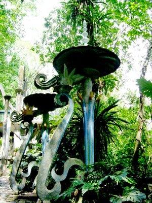 "Sir Edward James (1907 - 1984), his Surrelist gardens, ""The Bamboo Palace"", and "" El Castillo"" in Xilitla, Mexico"