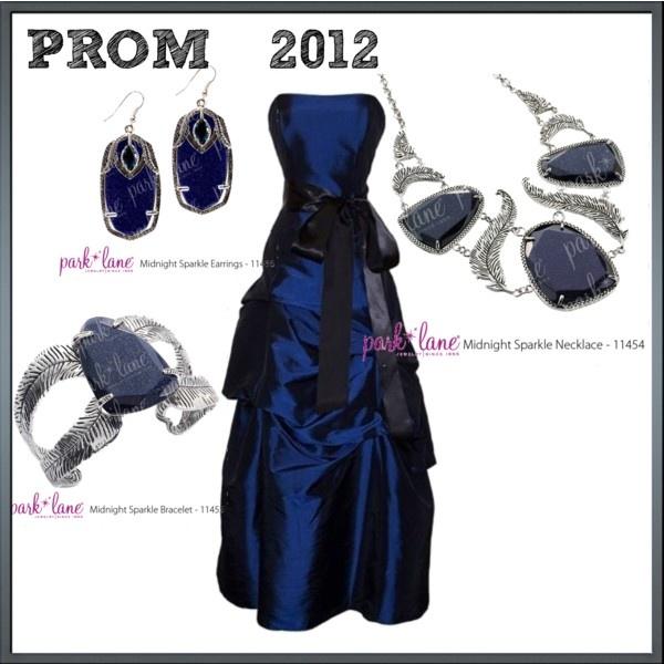 Midnight Sparkle Prom