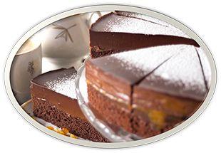 Truffle - čokoládová torta