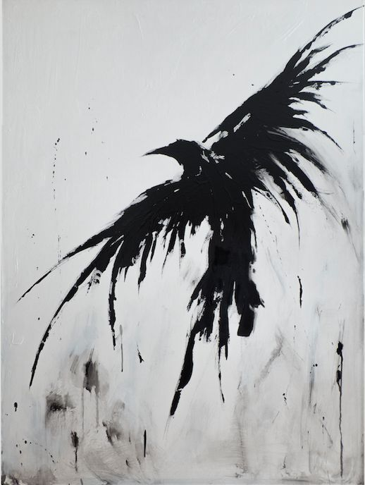 Image result for fierce raven tattoo