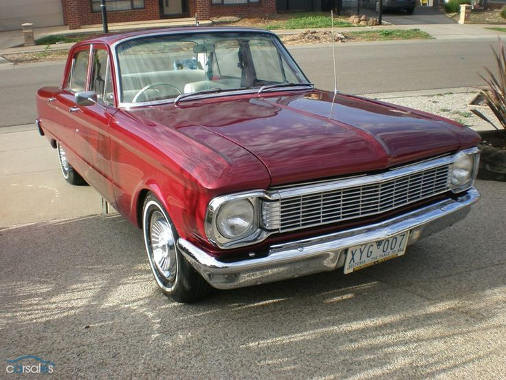 1965 Ford Falcon XP Deluxe