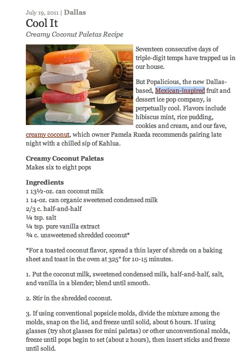 1000+ images about Paletas! Popsicles! on Pinterest
