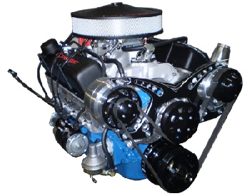 Chevy Crate Performance Engines