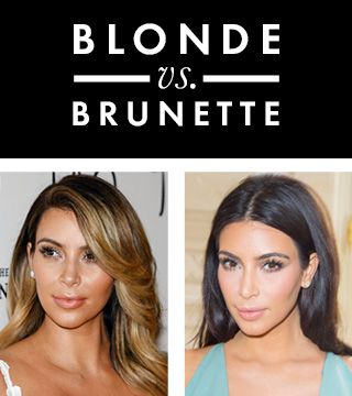 Blonde vs. Brunette: The Ultimate Guide to Which Color Is Most Flattering | Dailymakeover