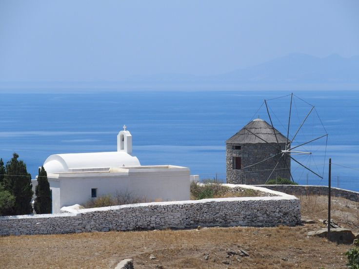 Schinousa Island, Cuclades, Greece