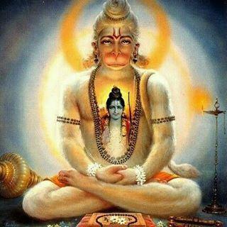 Jai Anjani Putra Hanumanji  Om Jai Shree Ram   Shree Hanumateh Namah
