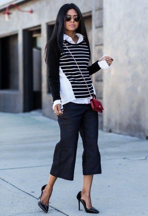 модная геометрия, вещи в полоску, брюки бермуды, модные вещи зима весна лето…