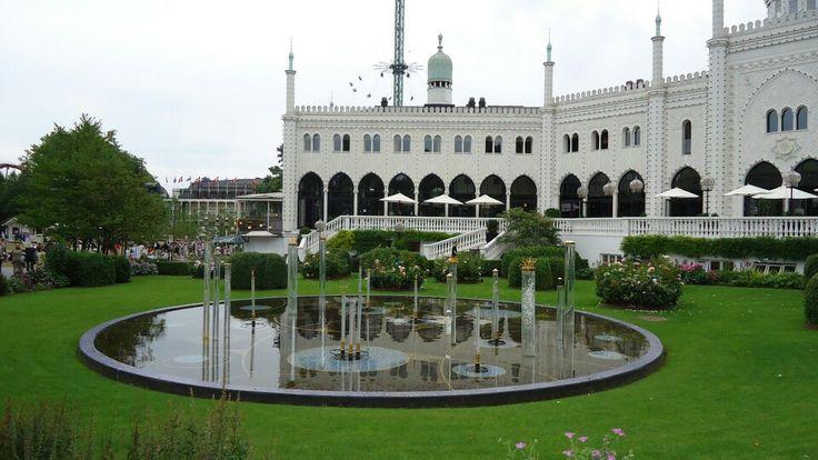 Tivoli #Copenhagen