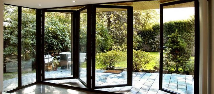 black aluminium window - Google Search