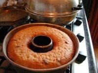 sinaasappelcake uit de wonderpan