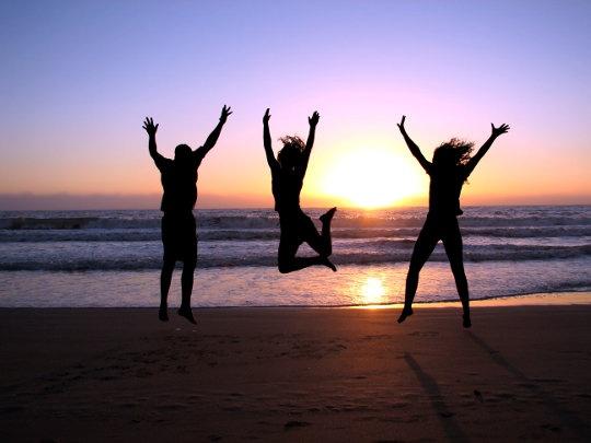 radość będzie cały cza, bo ząb nie zaboli już nas