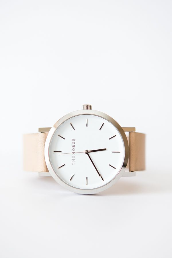 the Horse minimalist nude women watch.