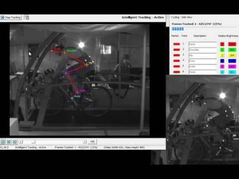 Quintic Intelligent Tracking for Cycling - Quintic Biomechanics v29 - YouTube