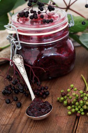 Holunder-Marmelade Rezept