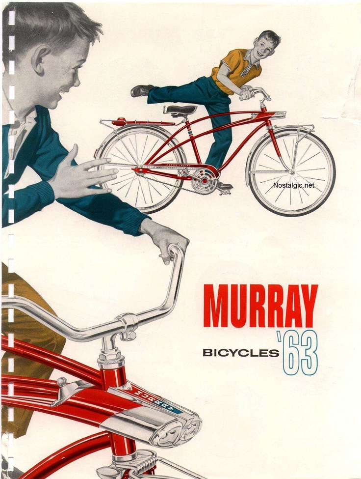 1963 Murray Bicycles