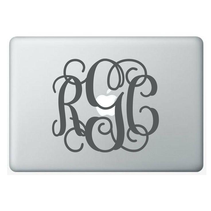 Best Gadget Stickers Images On Pinterest Macbook Stickers - Custom vinyl laptop decals