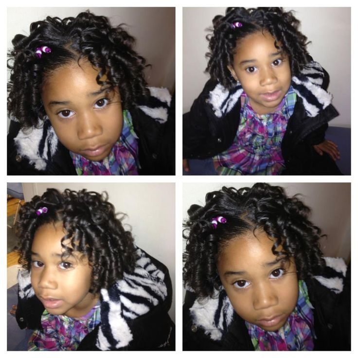 1000 Images About Natural Hairstyles For Kids Press And