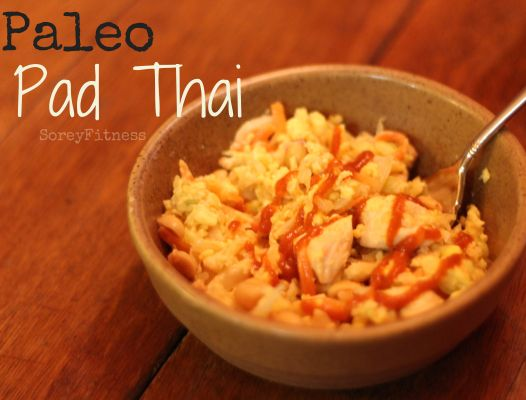 21 Day Fix Recipes – 9 Awesome Recipes Ready in 30 Minutes or Less (PALEO Pad Thai!)