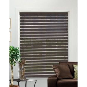 Stains Wenge Wood Venetian Blind