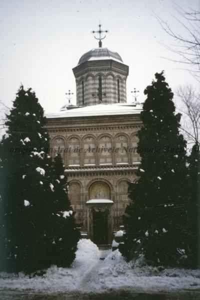 The Mihai Vodă Monastery