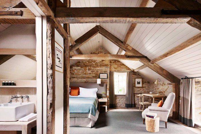 Die besten 25+ Kleine wohnung farblich gestalten Ideen auf - dachschraege einrichten einraumwohnung ideen