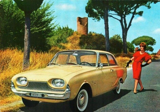 Stubs Auto - Ford Taunus 17M (P3) (1960–1964)