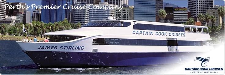 Captain Cook Cruises - Perth's Premier Cruise Company