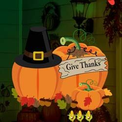 Description: Escape Kindness Thanksgiving is the new point and click escape games from AjazGames. The act of giving thanks,its a public celebration in acknowledgment of divine favor or kindness, a lovely turkey is cooked for thanks giving. solve the puzzles and clues to get your turkey for lunch. all the best,wish you good luck,have fun playing escape games, new escape games, free online escape games, best escape games and point and click escape games from ajazgames.