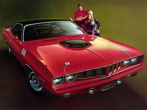 Plymouth Barracuda Fans a collection of Cars and motorcycles
