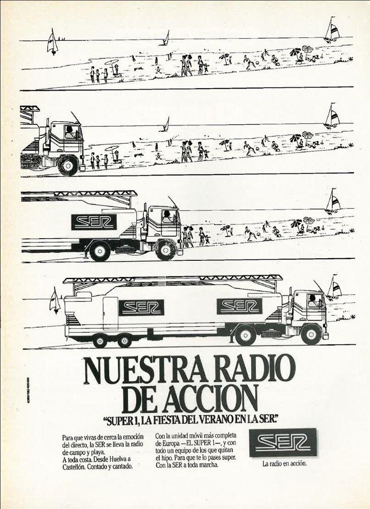 EL RADIO ESCUCHANTE @LaRADIOenTUITER Cadena SER, la radio en acción.