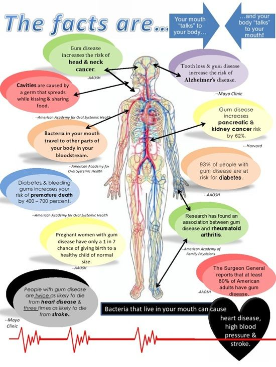 oral health systemic what is the true connection in a relationship