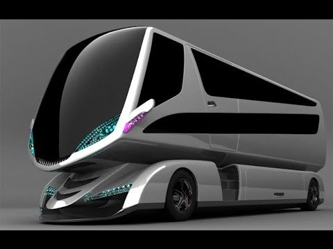5 Future Concept Buses