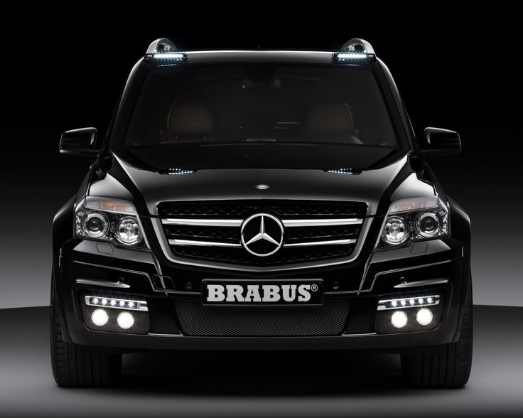 BRABUS Mercedes GLK WIDESTAR photos and wallpapers