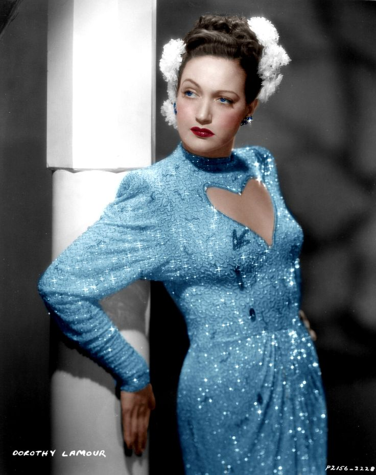 42 Best Images About Dorothy Lamour On Pinterest Dorothy Lamour And The Dress