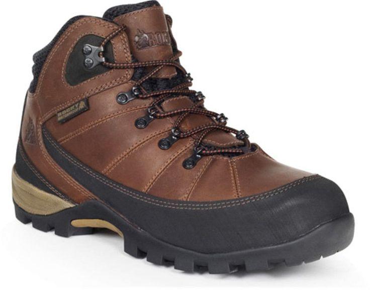 5'' Steel Toe Hiking Boots