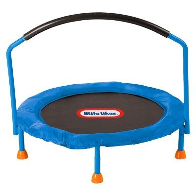 I spied with my Target eye: Little Tikes Trampoline 3-Foot, from the Weekly Ad http://weeklyad.target.com