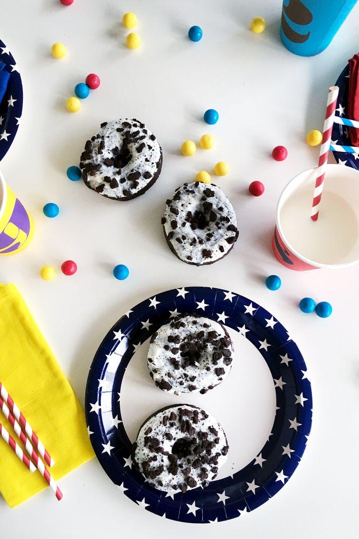 Kindergeburtstag + Oreo Donuts = viel Freude bei den Kids