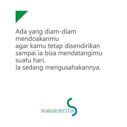 Dengarkan SUARA hatimu, CERITAkan pada Tuhanmu -  Suara: @dokterfina Cerita: @kurniawan_gunadi  www.soundcloud.com/suaracerita  Terima kasih telah menjadi bagian dari #suaracerita #quote #dokterfina #kurniawangunadi #soundcloud #kurniawangunadi.tumblr.com #dokterfina.tumblr.com  Semoga tetap melahirkan karya yang santun - (at Suaracerita - Menjadi Hujan)