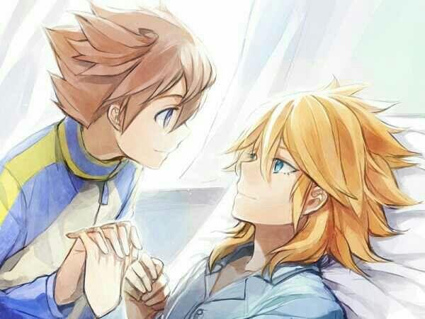 Tenma and taiyo