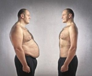 does weight loss increase testosterone levels