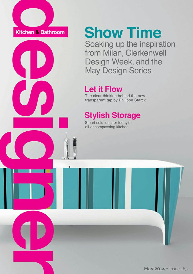 24 best Designer Kitchen Bathroom Magazine images on Pinterest